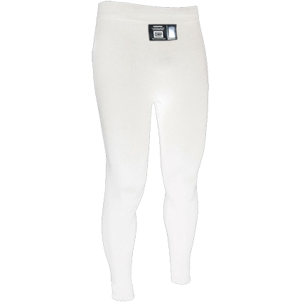 OMP Tecnica Long Johns White