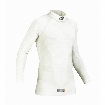 OMP One my2020 Long Sleeve Top White
