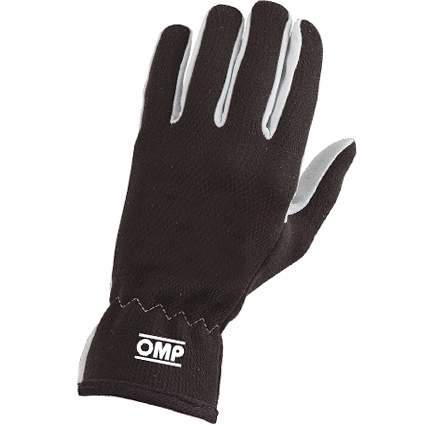 OMP Rally Gloves Black