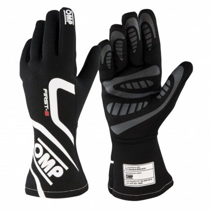 OMP First-S my2020 Gloves Black