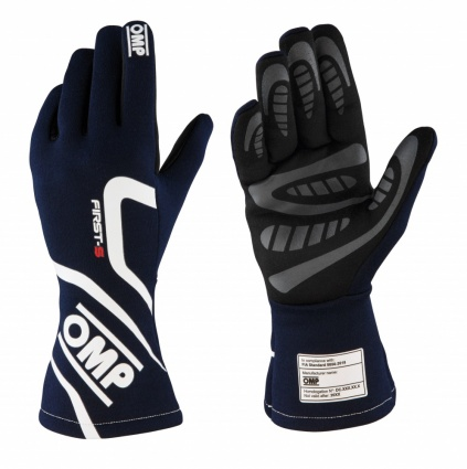 OMP First-S my2020 Gloves Blue Navy