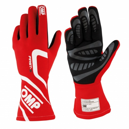 OMP First-S my2020 Gloves Red