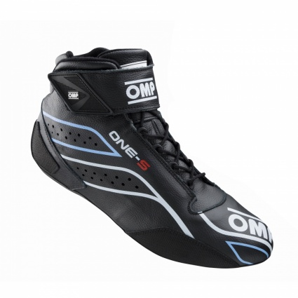 OMP One-S my2020 Race Boots Black