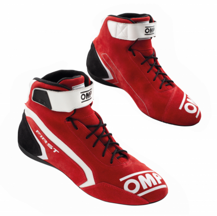 OMP First Shoes MY2021 Red