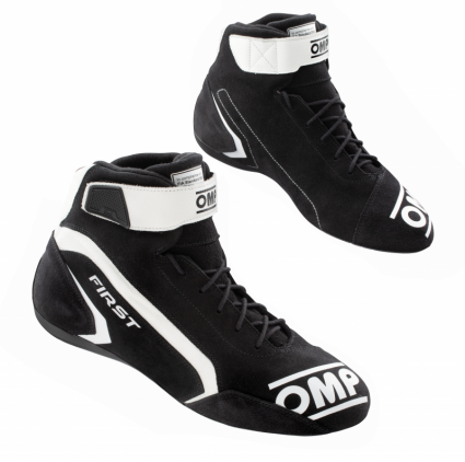 OMP First Shoes MY2021 Black/White