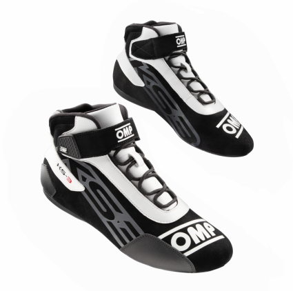 OMP KS-3 Shoes Black/White MY2021