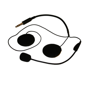 OMP B-Race Open Face Headset