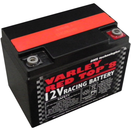 Varley Red Top 8 Racing Battery