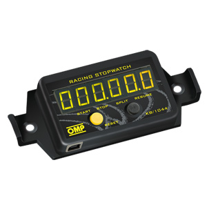 OMP Dashboard Stopwatch