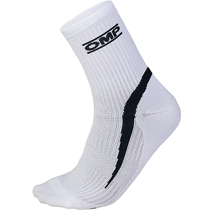 OMP KS Karting Socks White