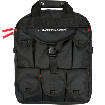 Motamec WRC Tool Bag Backpack with Tool Roll