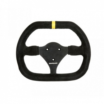 Motamec Formula Racing Steering Wheel Double D 270mm