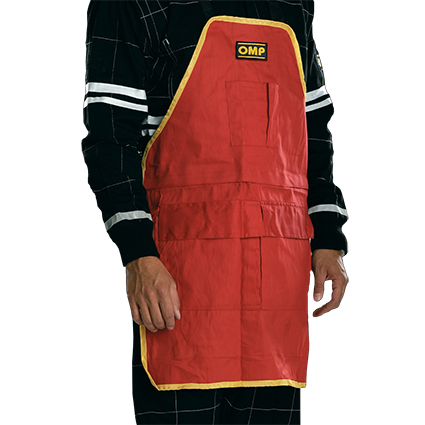 OMP Mechanics Work Apron