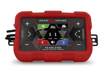 Zero Noise Fearless Digital Intercom Amplifier