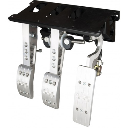 OBP V2 Top Mounted Bulkhead Fit Hydraulic Clutch Pedal Box