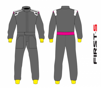 OMP First-S Custom Race Suit