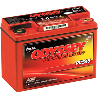 Odyssey PC545 Extreme Racing 20 Battery
