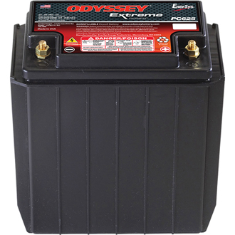 Odyssey PC625 Extreme Racing 22 Battery
