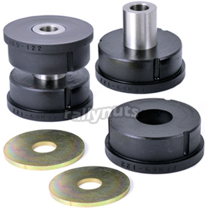 Powerflex Black Series Rear Diff To Chassis Mount Bushes