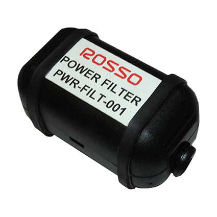 Rosso Racing 12v Power Filter