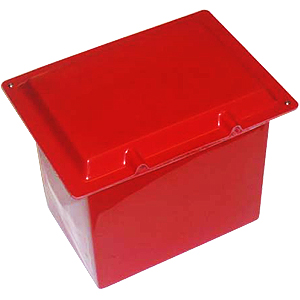 Rallynuts GRP Standard Size Battery Box
