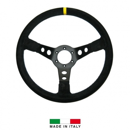 R-Tech 350mm Deep Dished Steering Wheel
