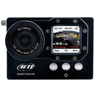 AiM SmartyCam HD Rev 2 120° Wide Angle Camera