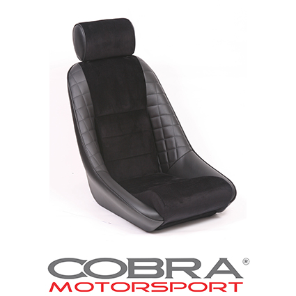 Cobra Stelvio Seat & Headrest