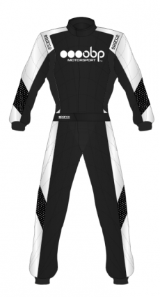 Sparco Superspeed RS-9 Custom Race Suit