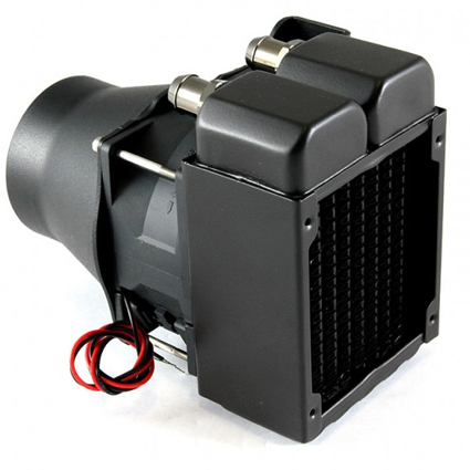 Rallynuts 2.2Kw 12v Micro Heater