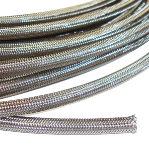Moquip TFE Racing Stainless Braided Hose