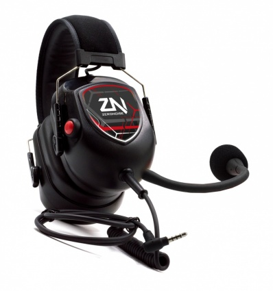 Zero Noise Pit Link Phone Headset