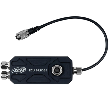 AiM Car ECU Bridge CAN K-LINE Connection
