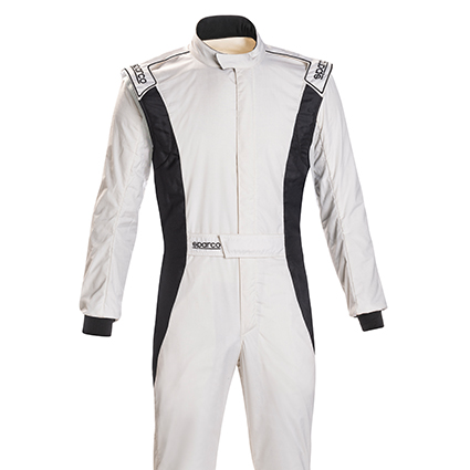 Sparco Competition RS-4.1 Race Suit White/Black