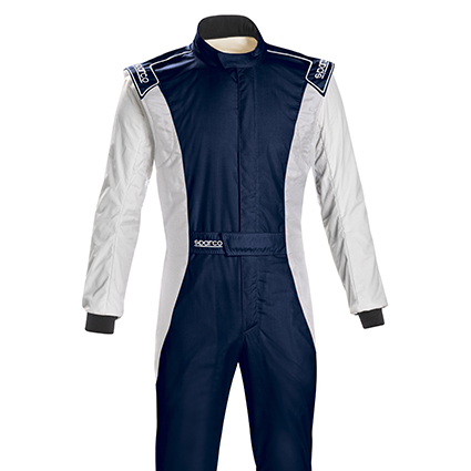 Sparco Competition RS-4.1 Race Suit Blue/White
