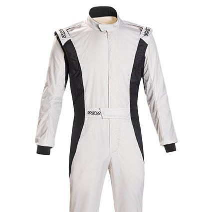 Sparco Competition RS-5.1 Race Suit White/Black