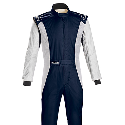 Sparco Competition RS-5.1 Race Suit Blue/White