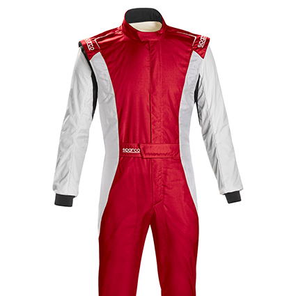 Sparco Competition RS-5.1 Race Suit Red/White