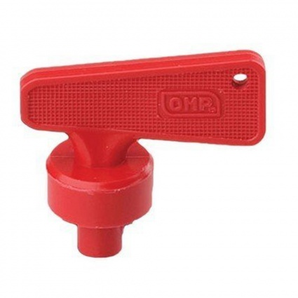 OMP Spare Red Key For Master Switch