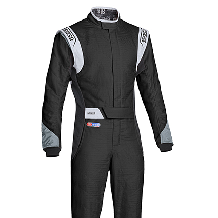 Sparco Eagle RS-8.2 Race Suit Black/Grey