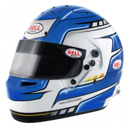 Bell RS7 Pro Full Face Helmet Falcon Blue