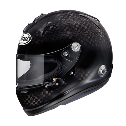 Arai GP-6 RC Carbon Helmet Black
