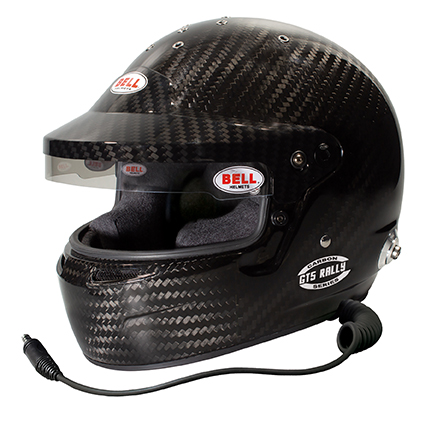 Bell GT5 Rally Carbon Full Face Helmet