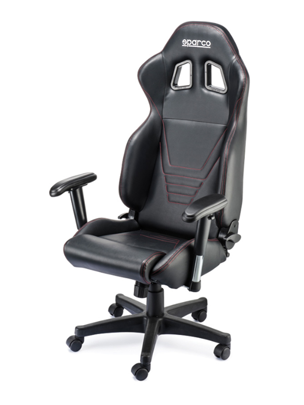Incredible Sparco R100 Vinyl Office Chair Ocoug Best Dining Table And Chair Ideas Images Ocougorg