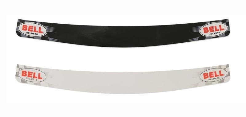 Bell Racing Helmets >> Bell Helmet Visor Stickers | Bell Helmets Visor Sun Strips | Racing Helmet Visor Strip ...