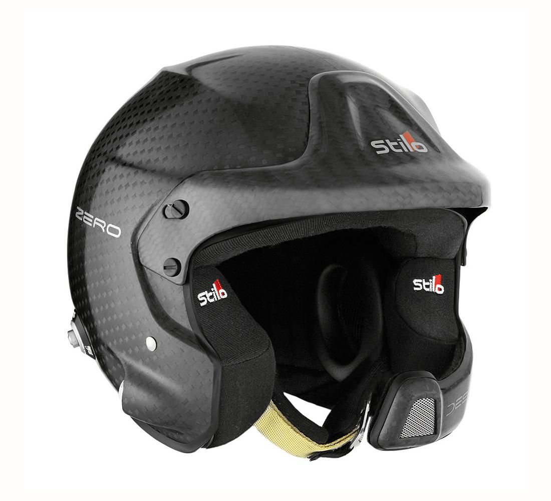 Stilo Wrc Des Zero 8860 Rally Fhr Helmet Sa2010 Rallynuts