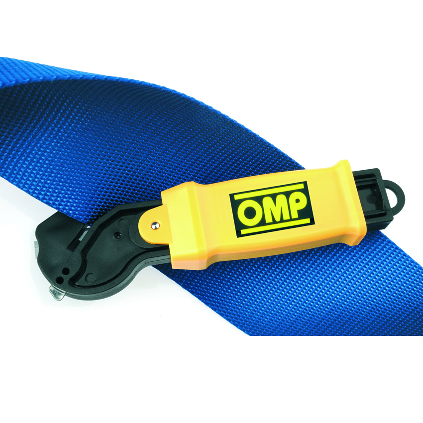 OMP Emergency Harness Cutter Tool Race Rally Track Day Racing