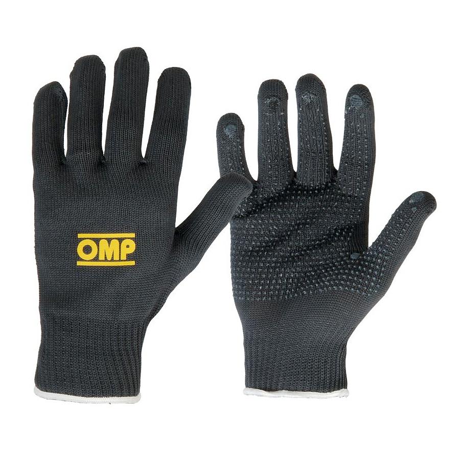 Omp Sport Gloves: OMP Short Mechanics Gloves