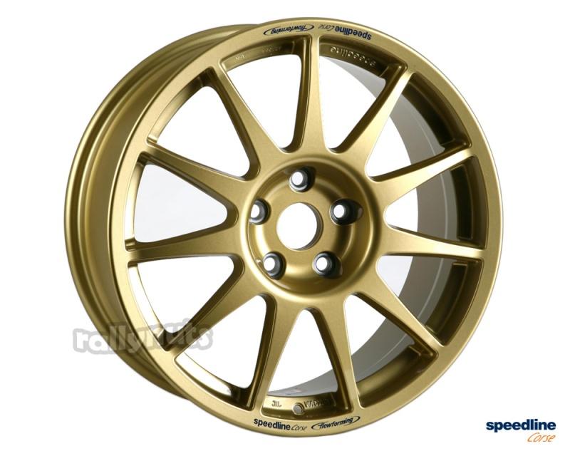 Speedline Corse 2120 Gp.N Tarmac 7x17 Classic Impreza