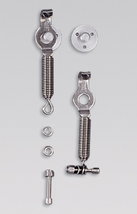 OMP Stainless Boot Spring Kit